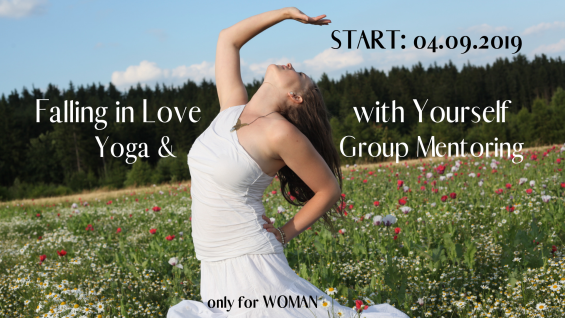 Falling in Love_Yoga and Group Mentoring